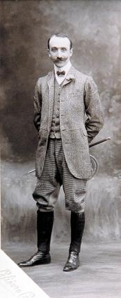 Portrait d'Alfred Douët