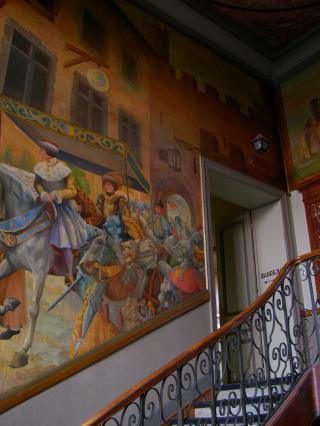 Entrée de Charles VII par la porte du Thuile le 14 mai 1437
