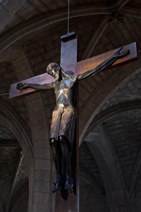 Beau Dieu noir de Saint-Flour