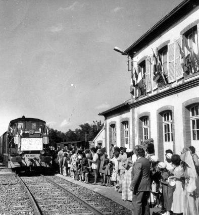 Centenaire de la ligne Vertaizon-Billom