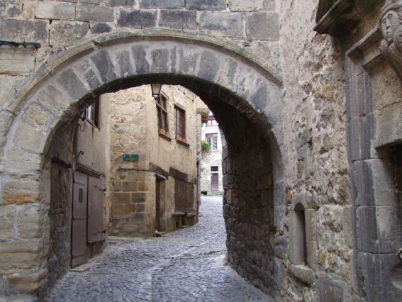 Porte de la rue des Boucheries