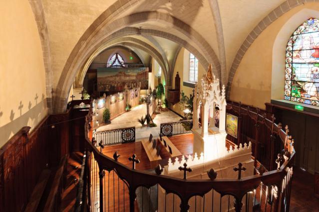 Chapelle du 19e siècle, Hôtel-Dieu du Puy-en-Velay