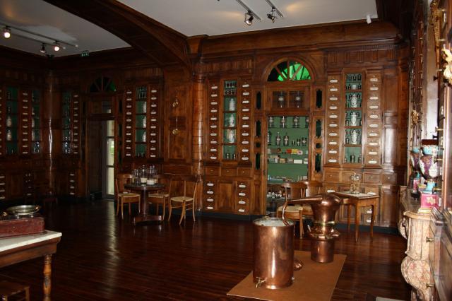 Pharmacie de l'Hôtel-Dieu du Puy-en-Velay