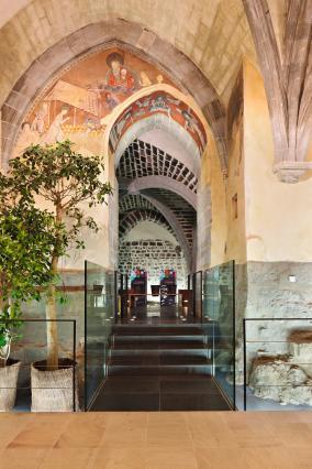 Chapelle médiévale du Saint-Esprit, Hôtel-Dieu du Puy-en-Velay