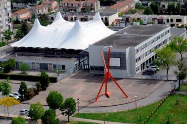 L'École Supérieur d'art et design Grenoble Valence.