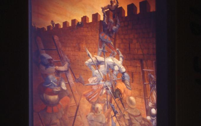 Jean Brisson sauva Saint-Flour assiégée, le 9 août 1578