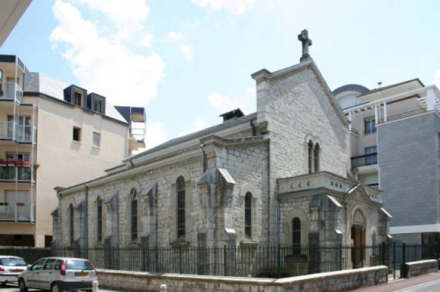 Église Saint-Swithun, 2015