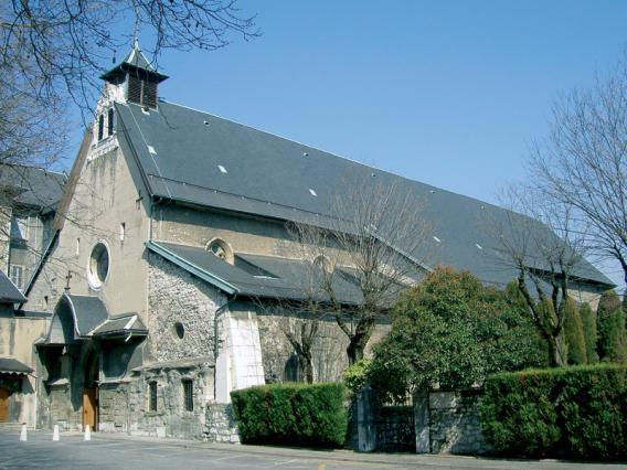 Eglise Saint-Pierre de Lémenc