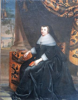 Portrait de Madame de Sènecey, Riom