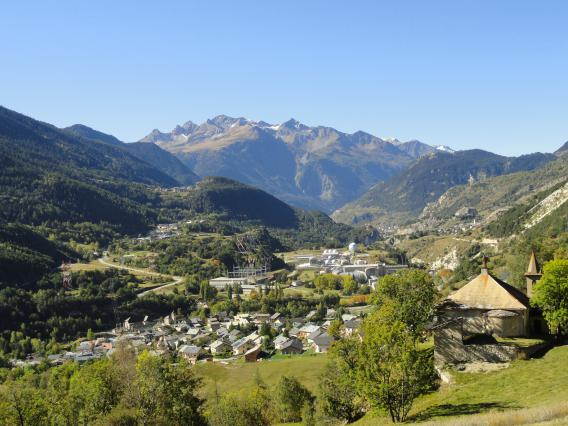 Avrieux, Maurienne