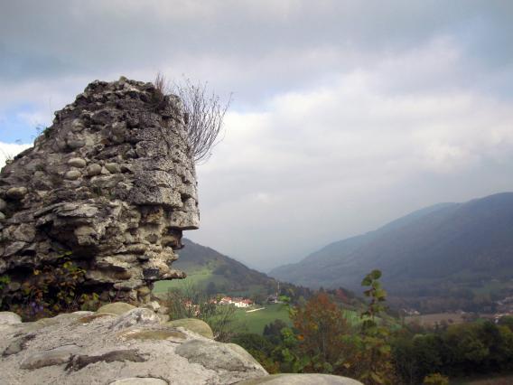 Rendez-vous (Tour de Clermont, Chirens)