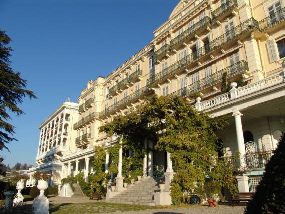 Palaces rossignoli aix les bains villes et pays d 39 art for Office du tourisme aix les bains