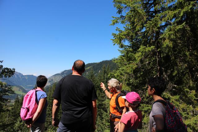 Photo - Visite De la formation des montagnes à l'exploitation des alpages