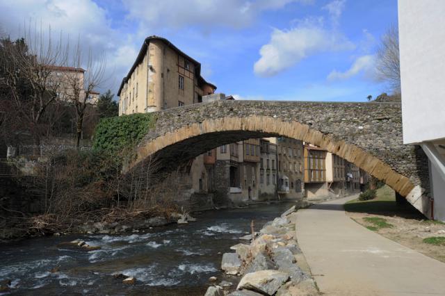 Le pont Saint-Martin