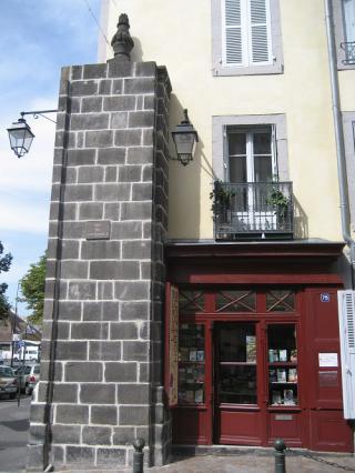 Porte de Clermont, Riom
