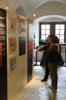Exposition De l'histoire à l'art, patrimoines sacrés en vallée d'Abondance
