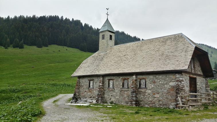 Chapelle d'Ubine