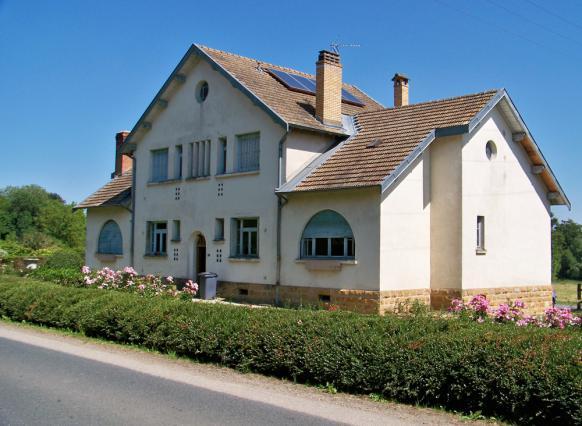 Bâtiment d'habitation