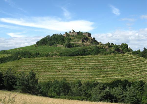 Butte de Marcilly-le-Châtel