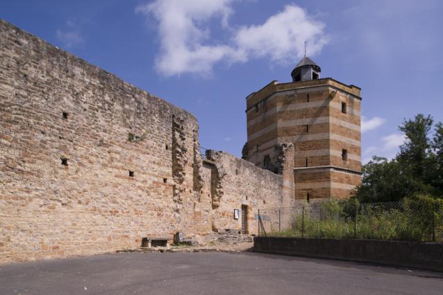 Château fort de Trévoux