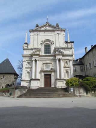 Façade de la Sainte-Chapelle