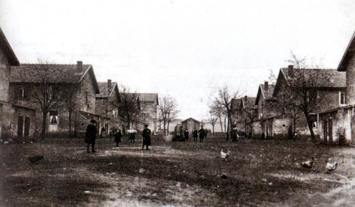 Cité St-Laurent à Veauche