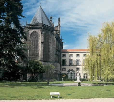 Sainte-Chapelle, vue extérieure